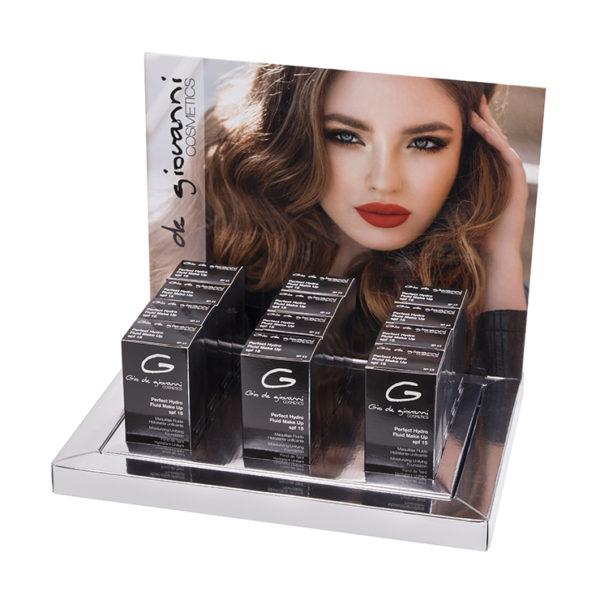 EXPOSITOR 12 UDS. PERFECT HYDROFLUID SPF15 – Base de maquillaje
