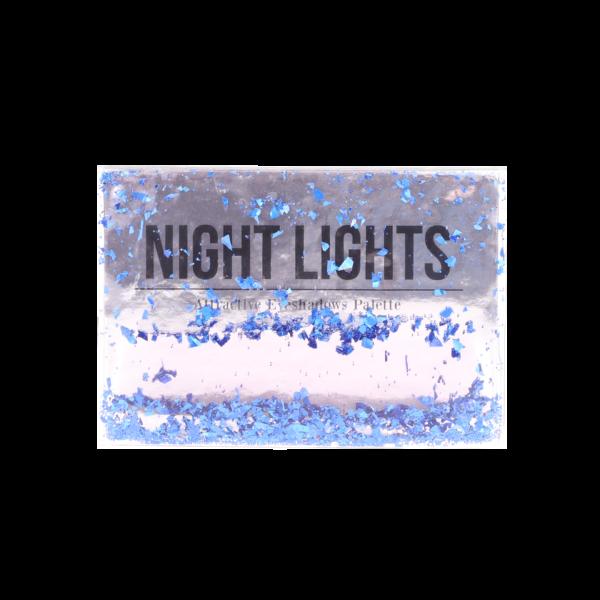NIGHT LIGHTS – Paleta de sombras Gio de Giovanni