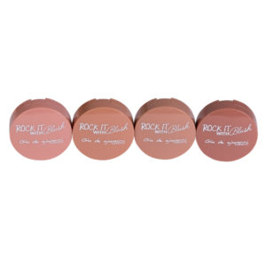 ROCK IT BLUSH - Colorete Gio de Giovanni