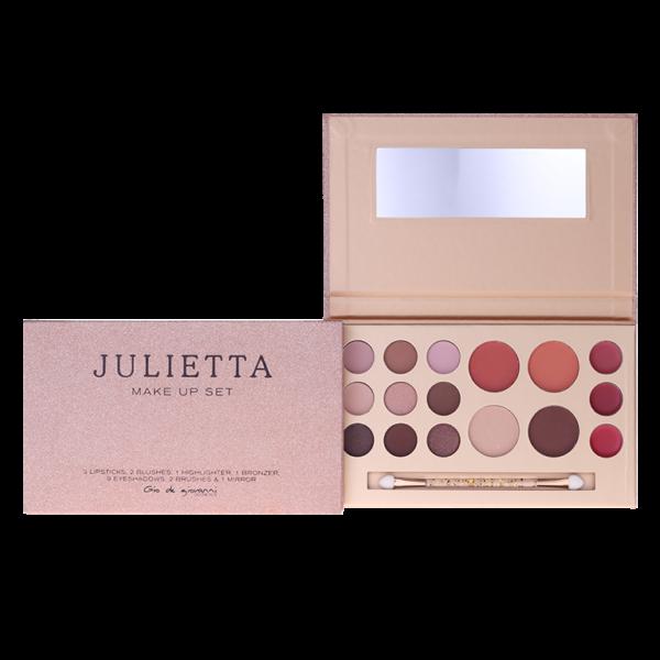 JULIETTA TOTAL FACE – Paleta de maquillaje Gio de Giovanni