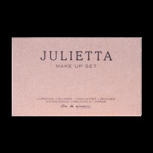 JULIETTA TOTAL FACE - Paleta de maquillaje Gio de Giovanni