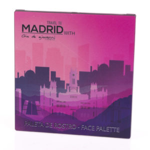MADRID - Paleta de rostro Gio de Giovanni