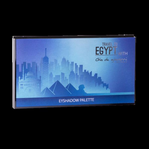 EGYPT – Paleta de sombra de ojos Gio de Giovanni