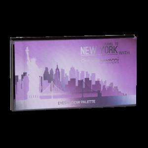 NEW YORK - Paleta de rostro Gio de Giovanni
