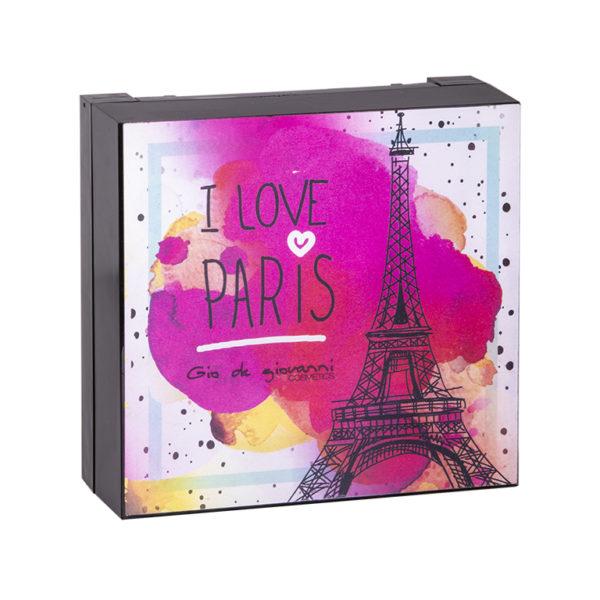 I LOVE PARIS – Set de maquillaje Gio de Giovanni