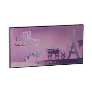 PARIS - Paleta de sombra de ojos Gio de Giovanni