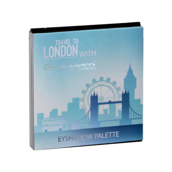 LONDON – Paleta de sombra de ojos Gio de Giovanni